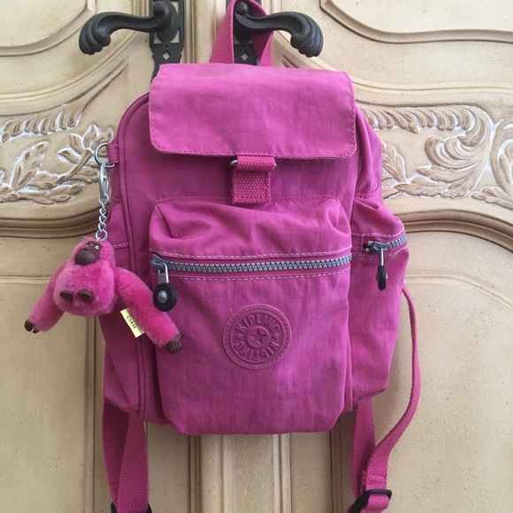 Kipling Handbags - NWOT Kipling small backpack